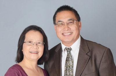 Xf. Ntxoov Npis & Wife