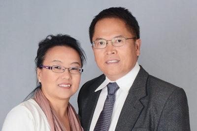 Dr. Nyiaj Vaj Vaj & Wife