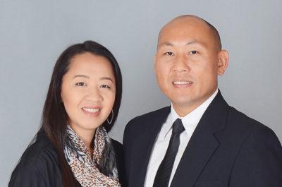 Xf. Nplooj Xyooj & Wife