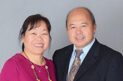Xf. Tswvtuam Khaab & Wife